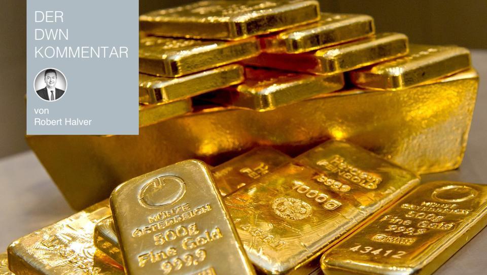 Die geopolitische Verunsicherung ist Wasser auf den Gold-Mühlen