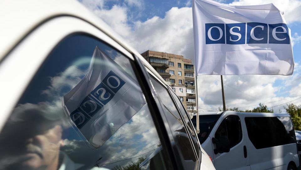 Lagebericht der OSZE-Sonderüberwachungsmission in der Ukraine