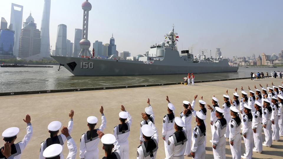 Gegen die USA und Taiwan: China führt Mega-Manöver mit scharfer Munition durch