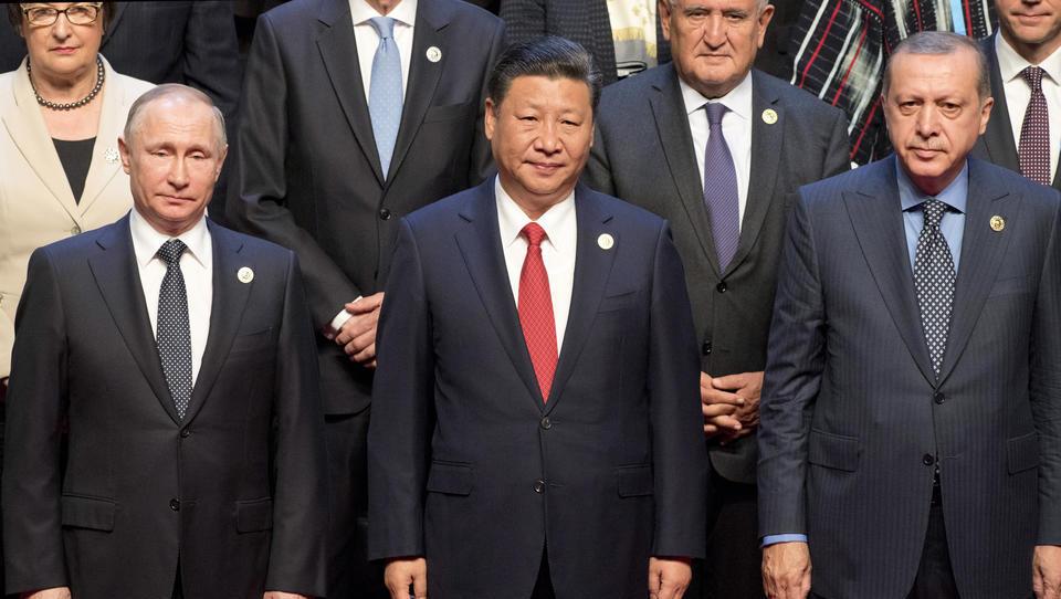 Gegen Biden: Türkei, Russland und China wollen gemeinsam Luftabwehrsystem produzieren