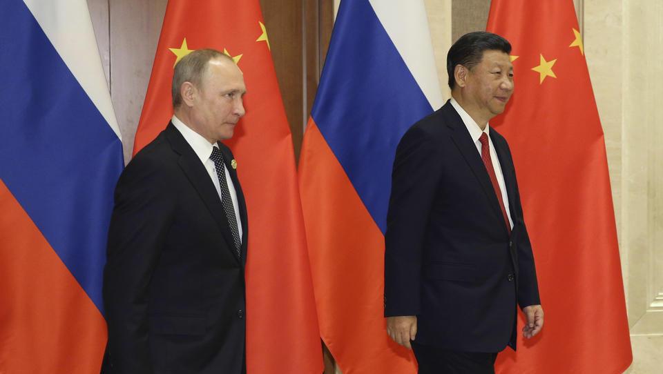 Russland und China laufen Sturm gegen neue US-Sanktionen
