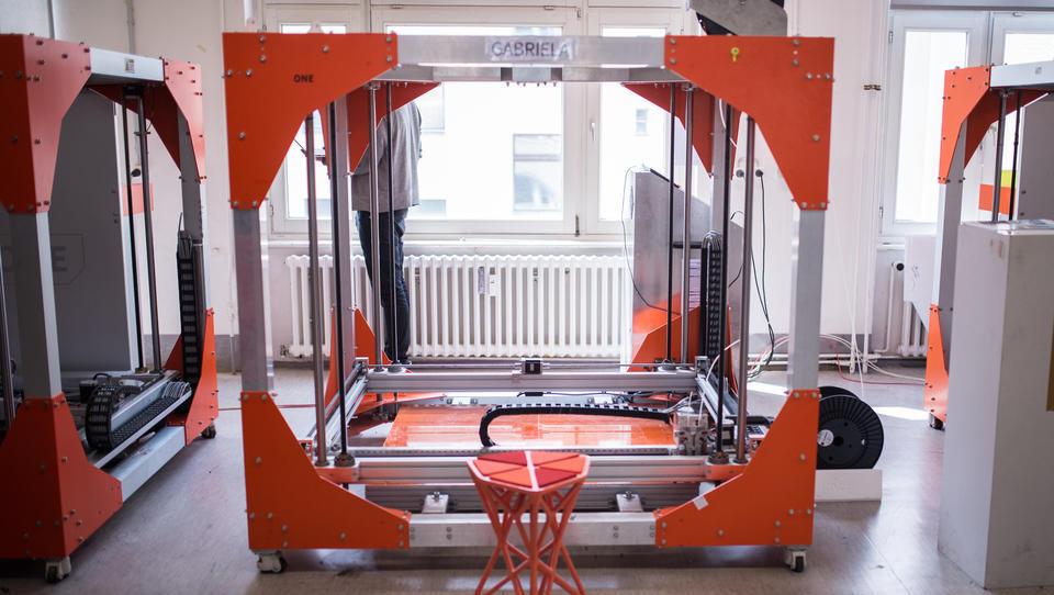 Holländer drucken Knochen-Implantate per 3D-Druck