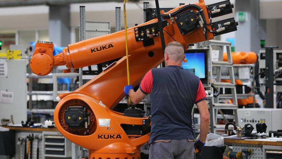 Deutsche Telekom und Kuka gehen Roboter-Kooperation ein