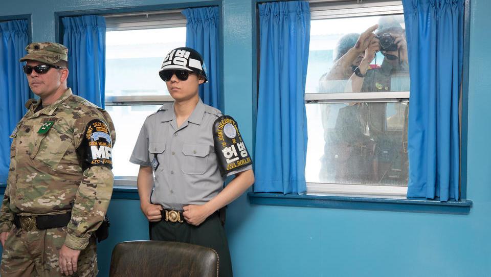 Spannungen eskalieren: Nordkorea sprengt Verbindungsbüro an Grenze zu Südkorea in die Luft