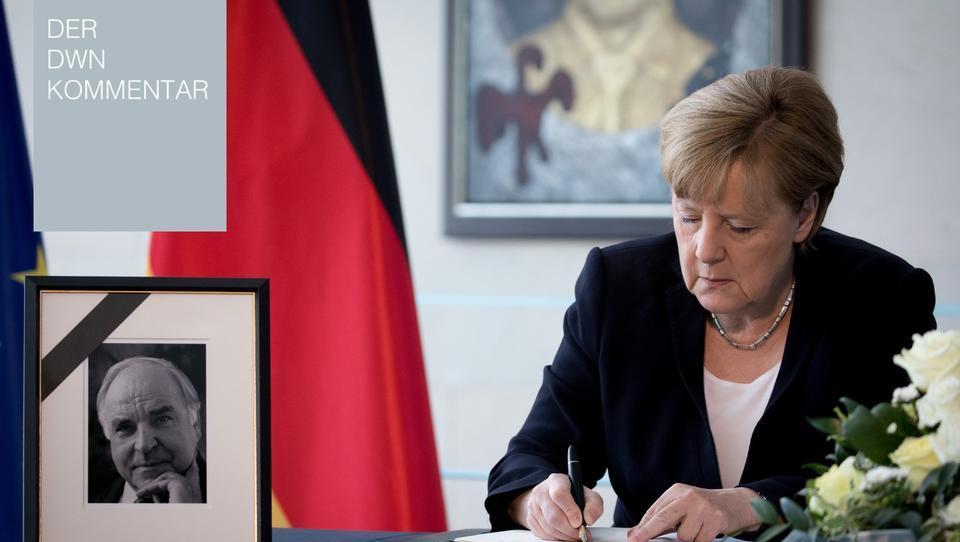 Die CDU muss laufen lernen – auch ohne ihr altes Schlachtross Merkel