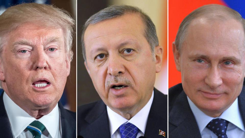 DWN Spezial: Trump, Erdogan und Putin bereiten den Sturz von Assad vor