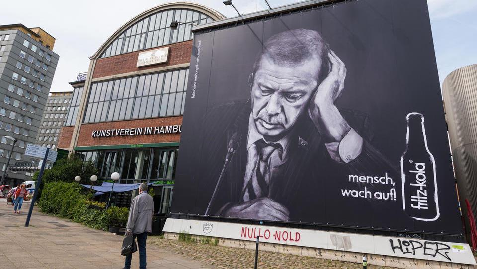 Erdogan will die EU zu einer globalen Macht machen