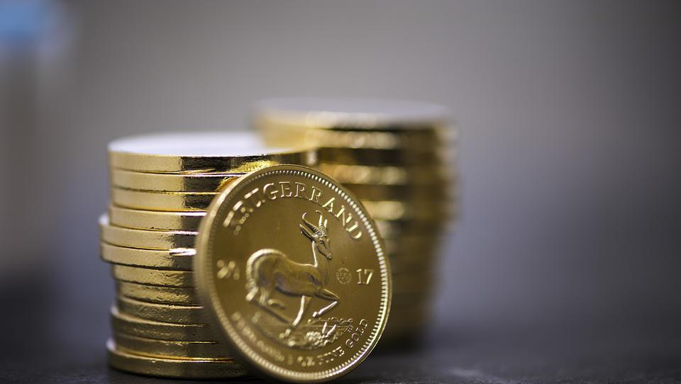 Bund verkauft Goldmünzen unter Materialpreis
