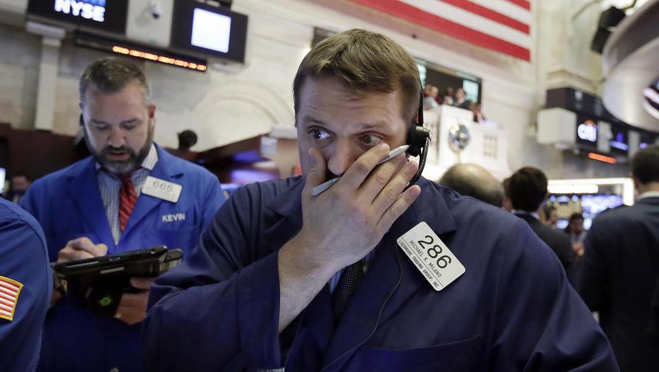 Furcht vor Zinswende – Investoren ziehen sich von der Wall Street zurück