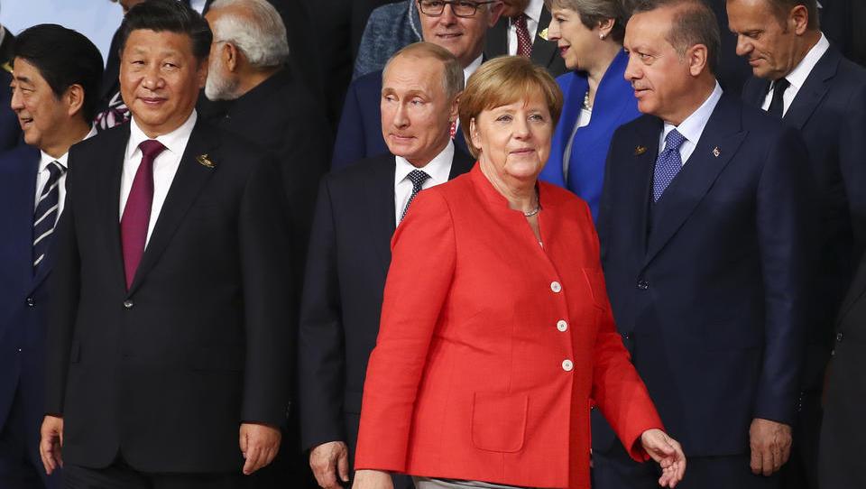 """Russland, China und die Türkei sind die """"neuen Imperien"""""""