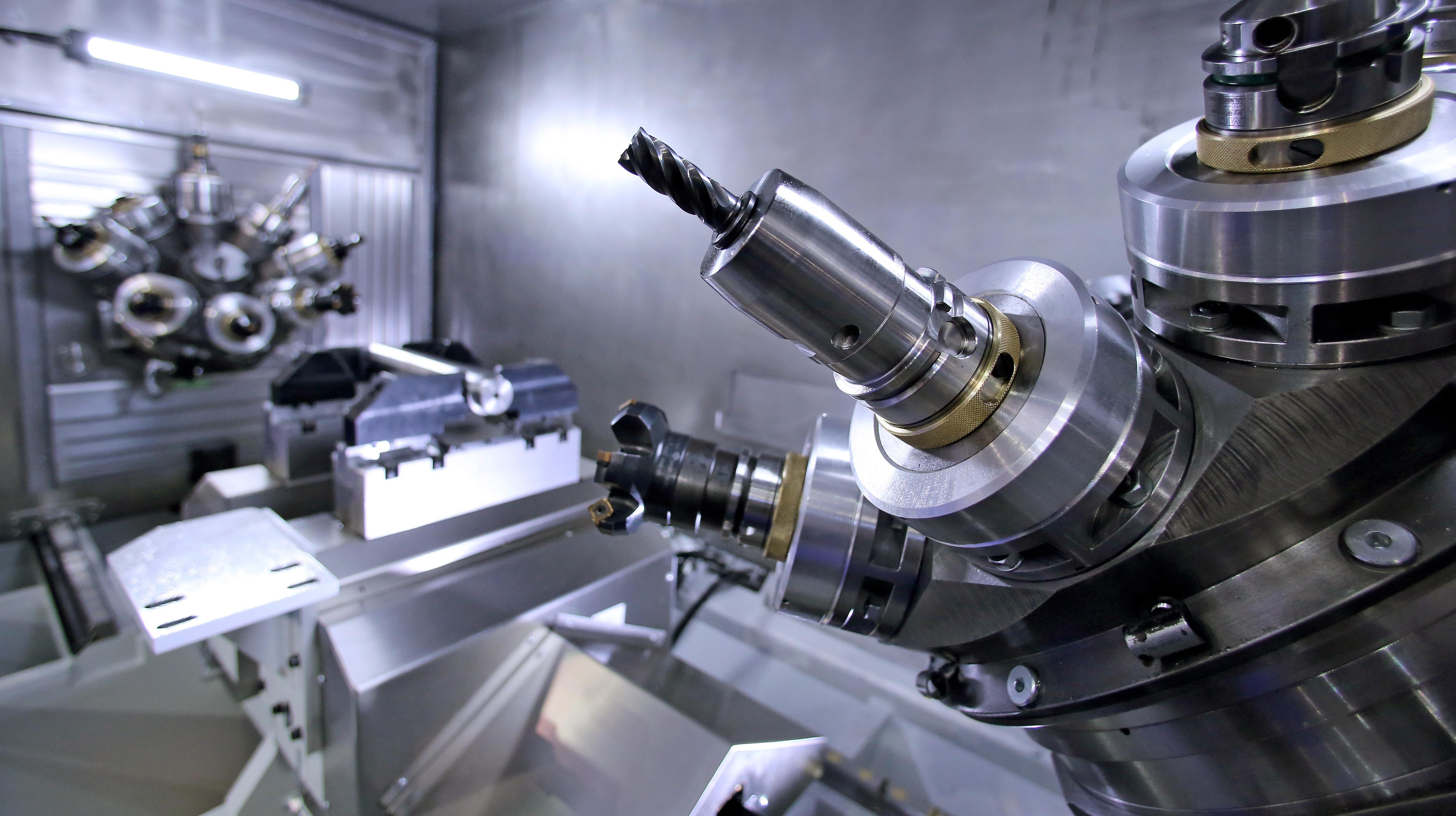 Ostdeutschlands Maschinen- und Anlagenbauer im Aufwind