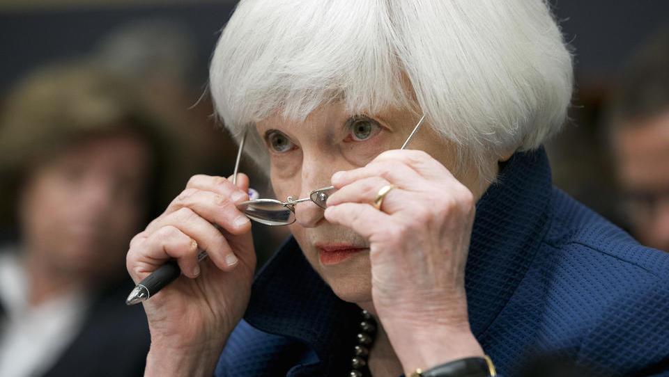 US-Finanzministerin Yellen löst Verwirrung um mögliche Zinserhöhungen aus