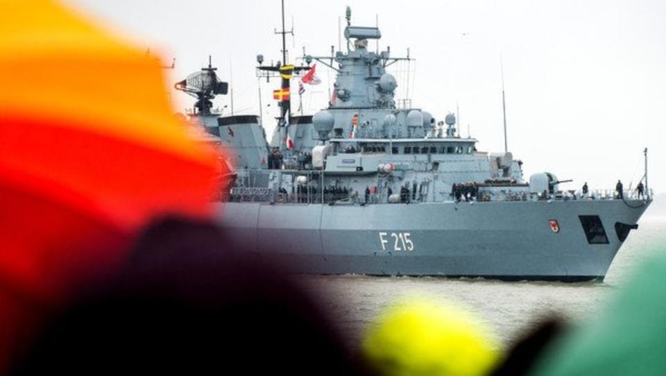 Wehrbeauftragter: Marine zu Einsatz in Persischem Golf gar nicht in der Lage