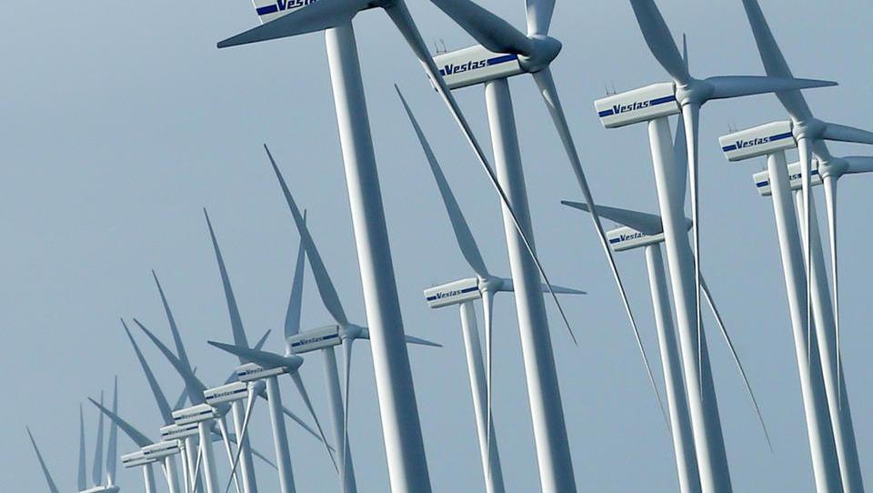 Dänemark erwägt Bau von Windkraft-Inseln