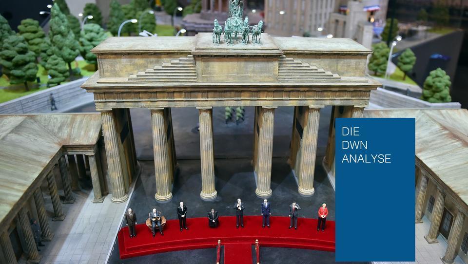 Merkel und Corona sind gar nicht so wichtig: Die nächste Kanzlerwahl entscheidet Deutschlands Schicksal