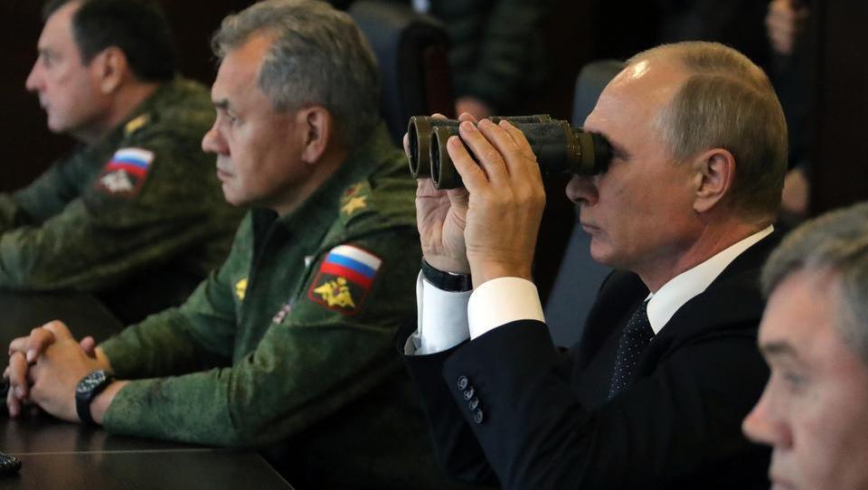 Militär-Manöver: Russland verhängt Flugbeschränkungen für Teile der Krim und des Schwarzen Meeres