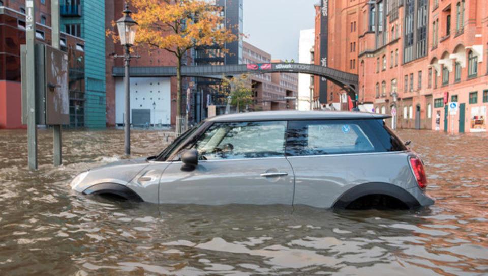 Neue Methode zur Prognose von Sturmfluten: Höhe der Wellen bisher überschätzt