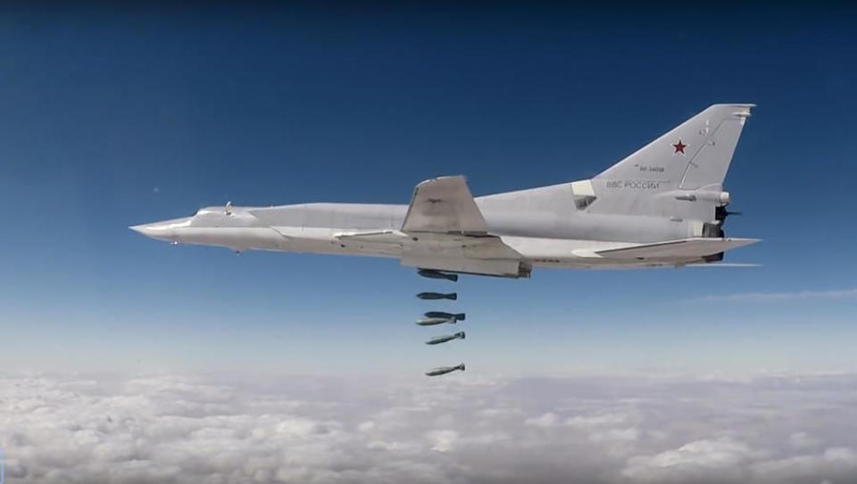Drei russische Militärs sterben bei Unglück mit Nuklear-Bomber