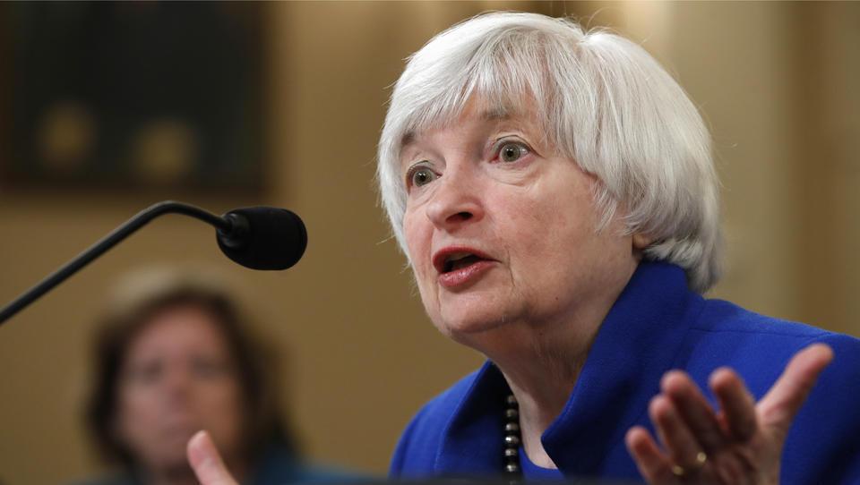 """Yellen warnt erneut vor Zahlungsausfall der USA - """"katastrophale Folgen"""""""