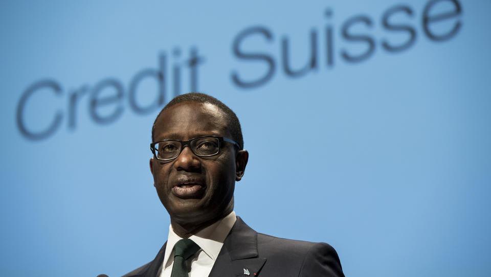 Medien: Credit Suisse-Chef Thiam steht unter massivem Druck