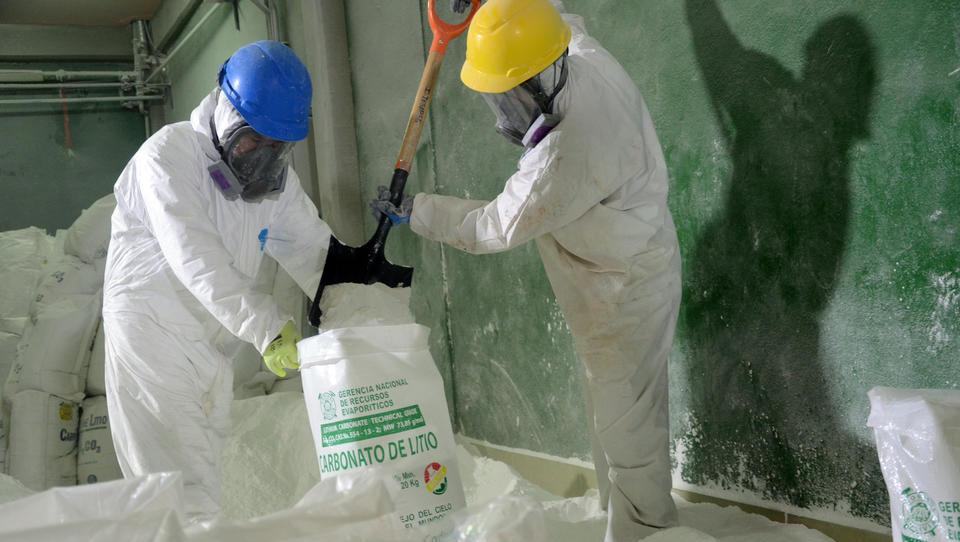 Rosatom will bis 2030 zehn Prozent des Lithium-Weltmarkts kontrollieren