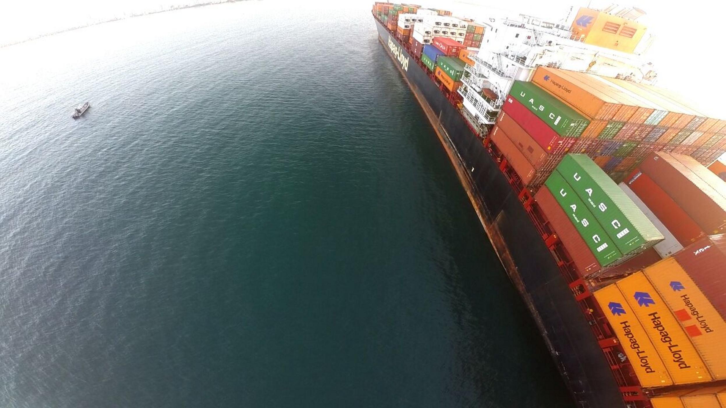 Berichte: Attacke auf Hapag-Lloyd-Frachter in der Straße von Hormus