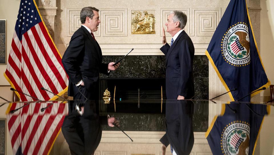 Federal Reserve sendet erstmals seit Langem zarte Signale für Zinserhöhung aus