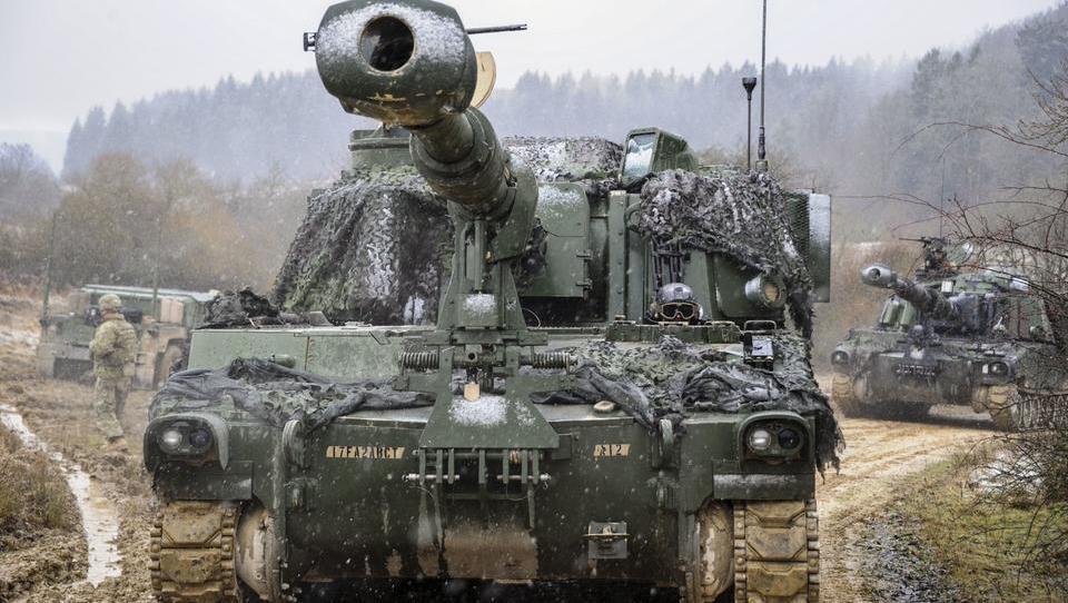 Deutsche Steuerzahler finanzieren ausländische Truppen mit hunderten Millionen Euro
