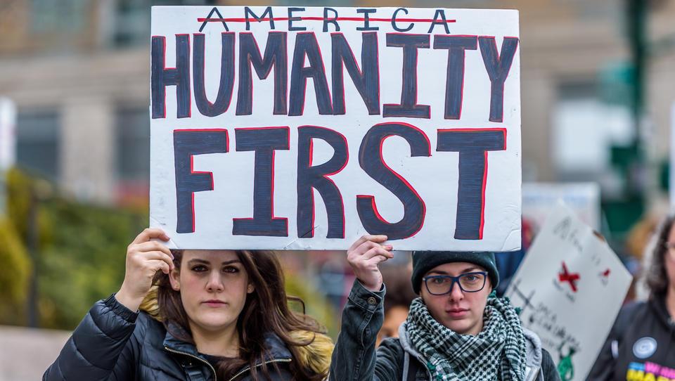 USA nahmen 2019 nur etwas über 7.000 Flüchtlinge auf