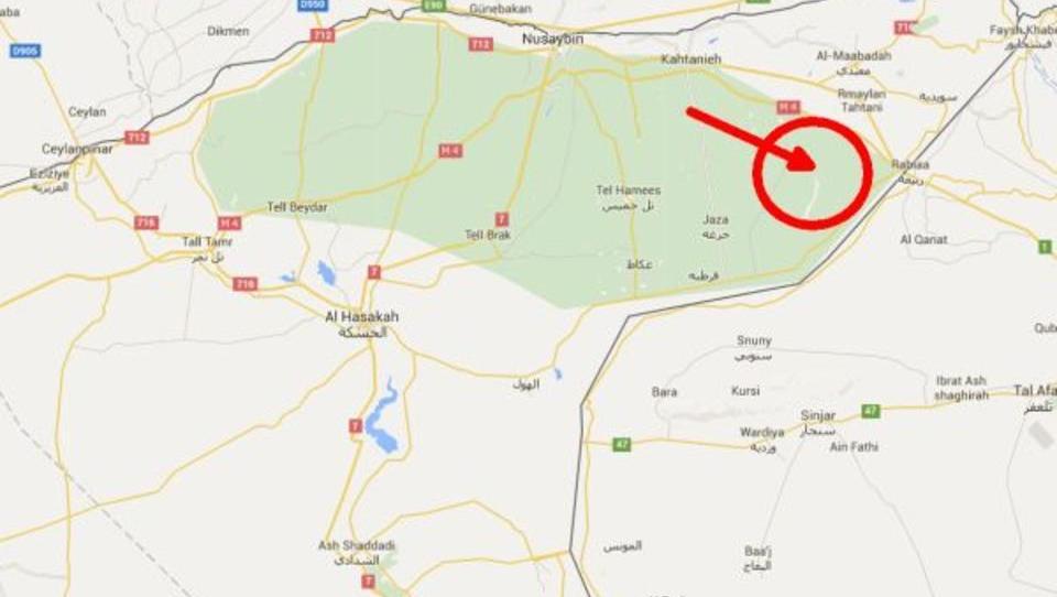 USA bauen Luftwaffenstützpunkt in Kurden-Region in Syrien