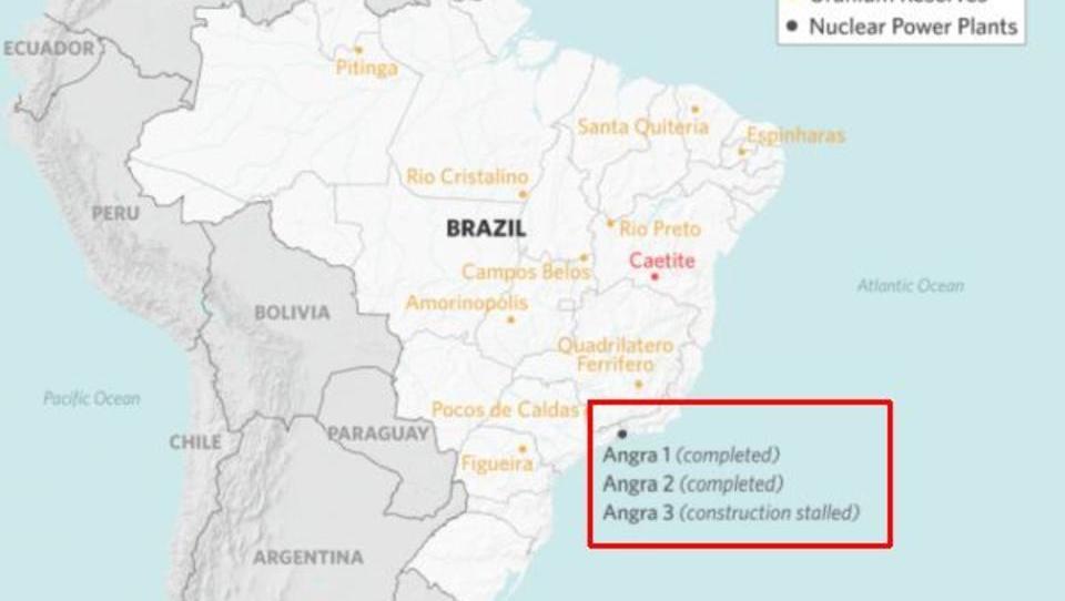 Bewaffneter Angriff auf Atom-Konvoi in Brasilien