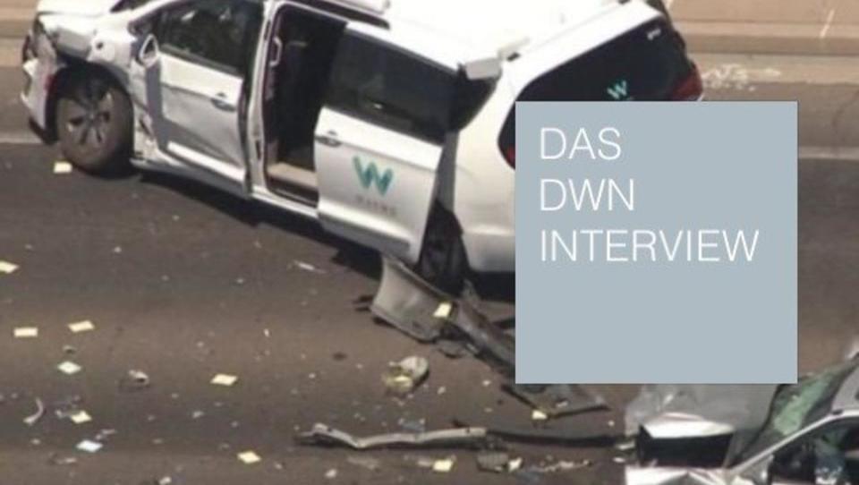 Autonom fahrende Autos stellen Versicherungen vor große Probleme