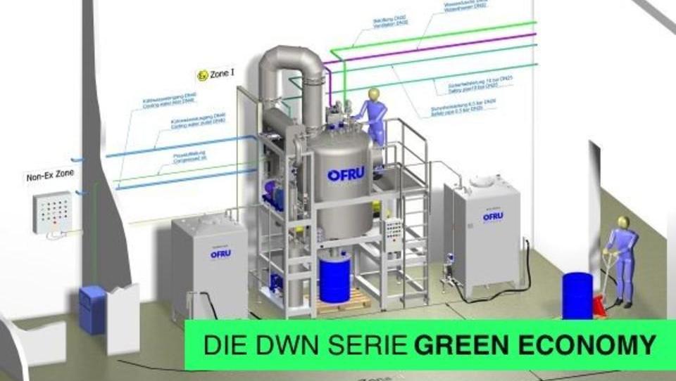 Green Technology: Eine der ältesten Firmen kommt aus Bayern