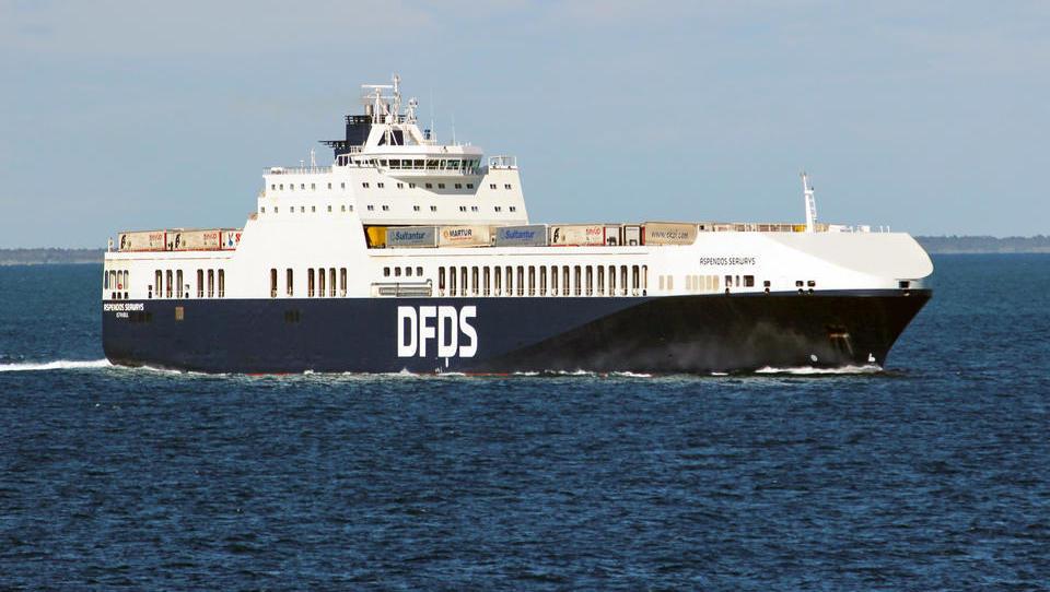 Dänen setzen mit größter Wasserstoff-Fähre der Welt ein Ausrufungszeichen