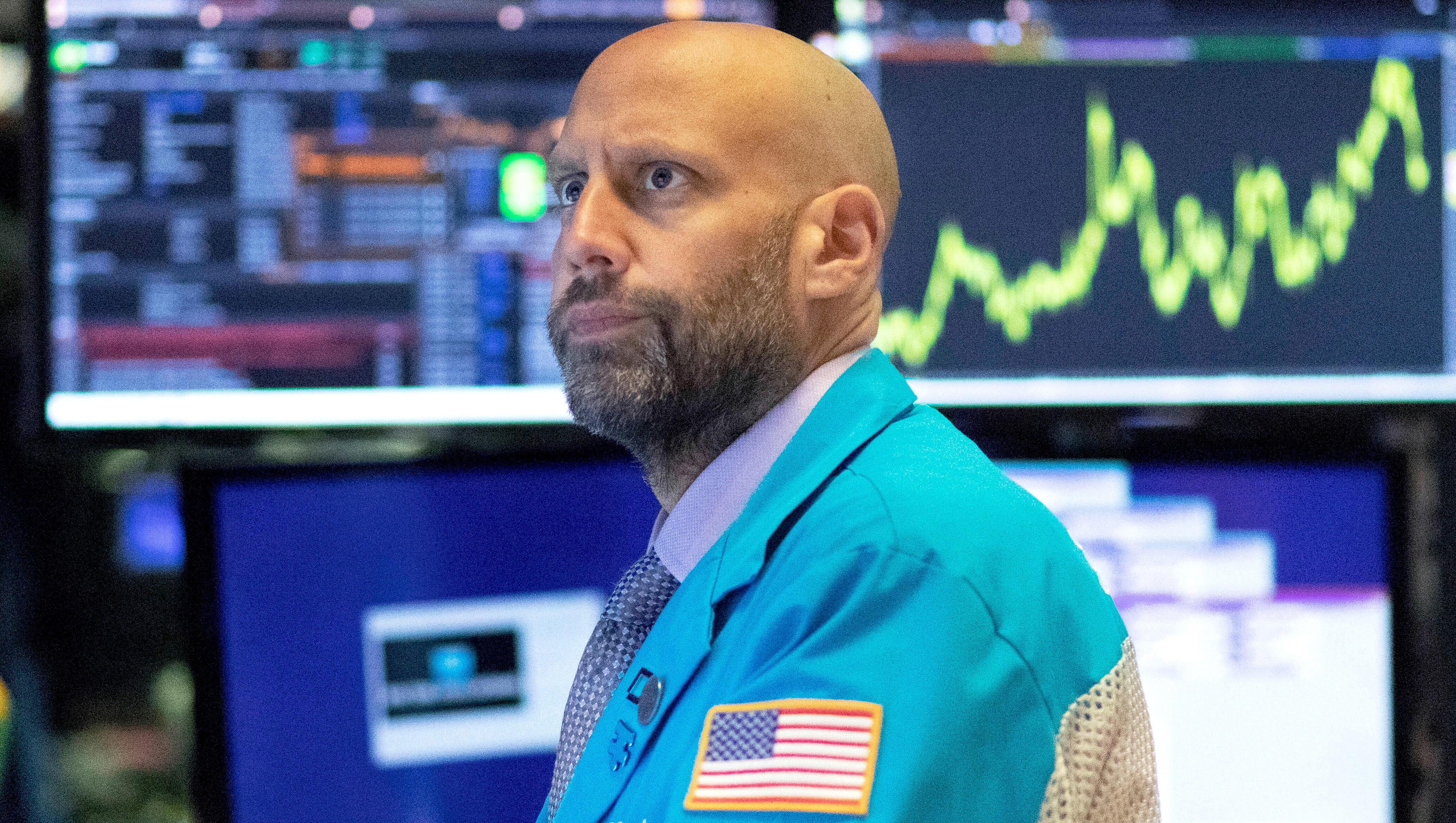 Unternehmen kaufen Rekordmengen ihrer eigenen Aktien