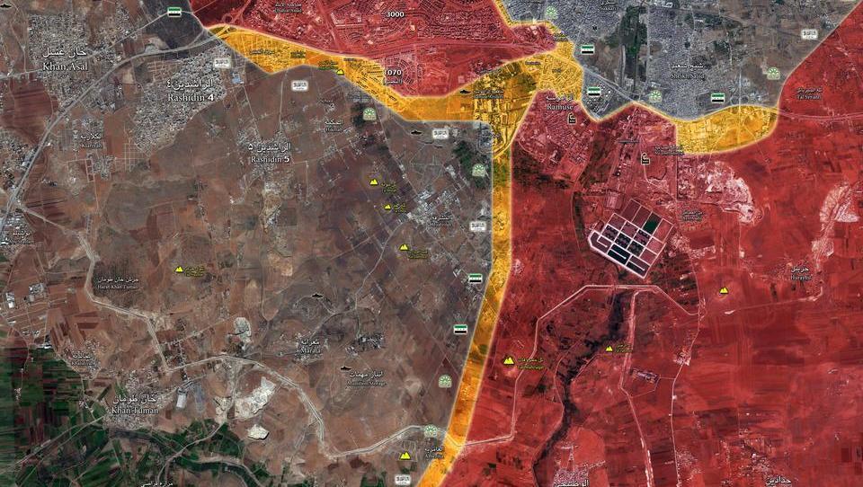 Syrien: Al-Nusra-Front will ganz Aleppo erobern