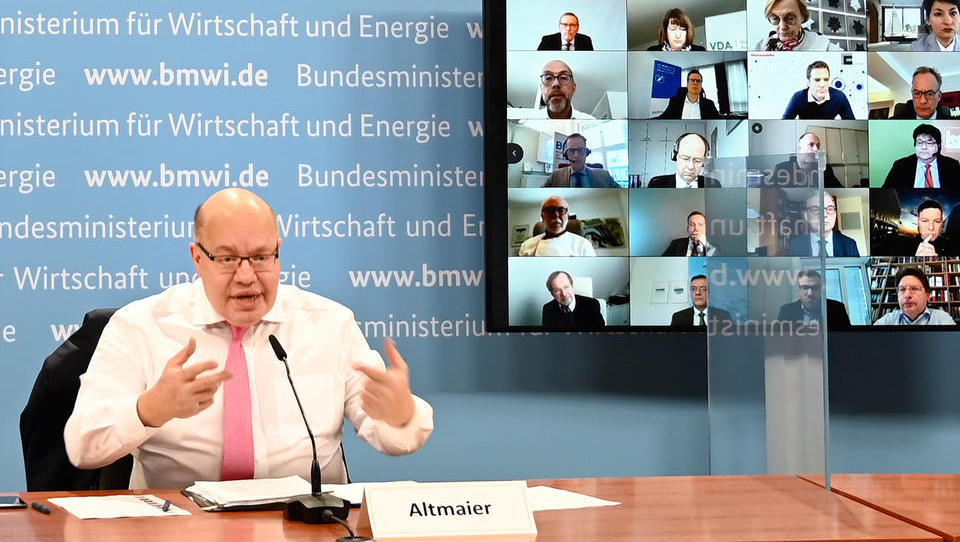 Wirtschaftsminister Altmaier hat den Rückhalt der Wirtschaft endgültig verloren