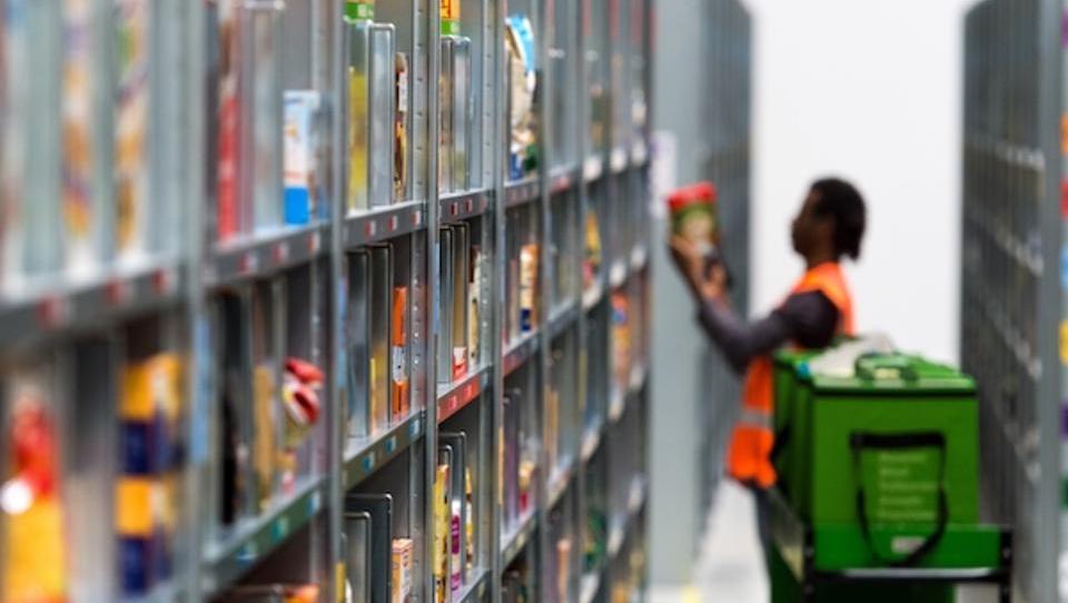 DHL stoppt Auslieferungen für Amazon Fresh: Kunden haben kein Interesse