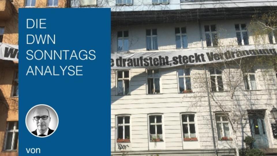 Der deutsche Bau- und Immobilienmarkt - eine geschützte Werkstatt für Reiche