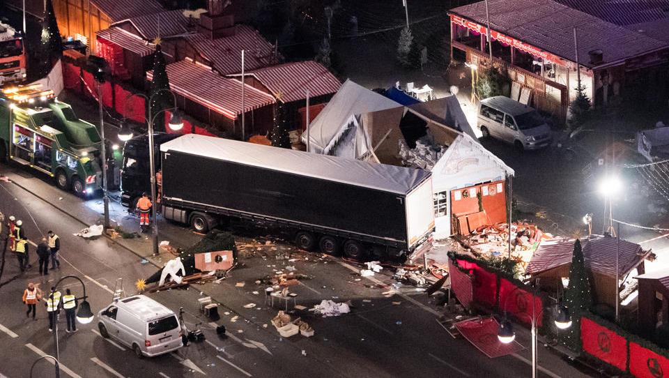 Abschlussbericht: Summe von Fehlern ermöglichte Terroranschlag 2016