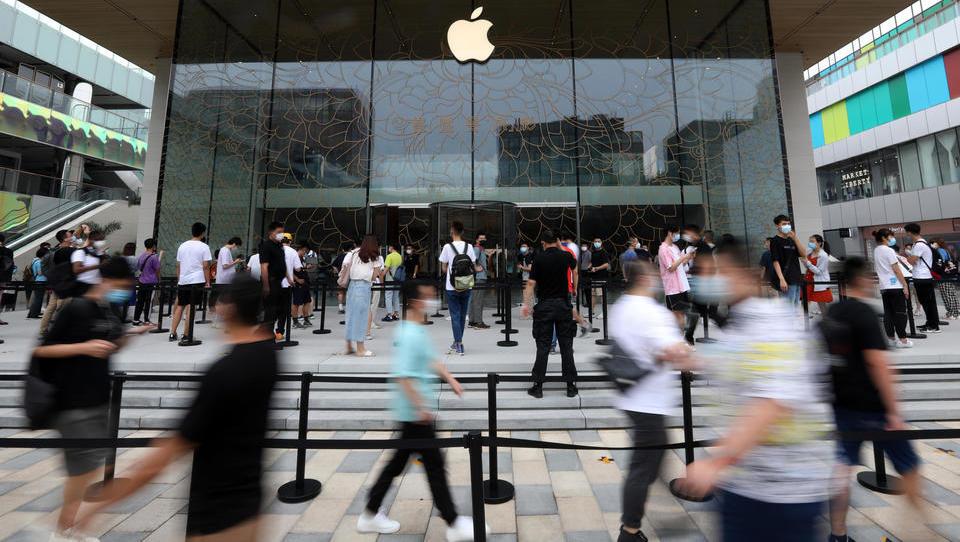 Apple auf dem Weg zum 2-Billionen-Dollar-Konzern