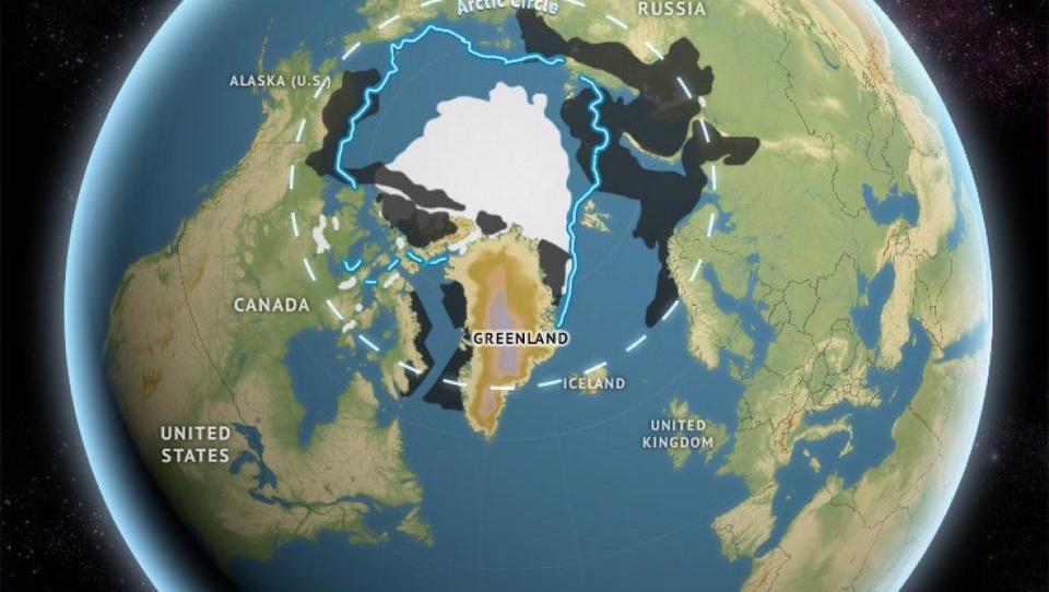 USA und Russland werden die Arktis unter sich aufteilen