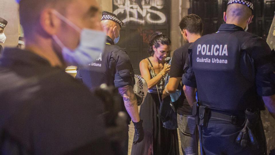 Justiz billigt nächtliche Ausgangssperre in Katalonien
