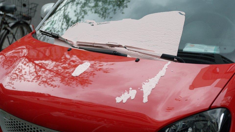 Farbanschlag auf Lauterbach-Auto, Staatsschutz ermittelt