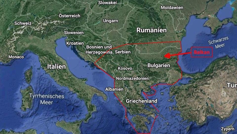 Der Balkan: Interessen fremder Mächte heizen die Lage in der Krisenregion weiter an
