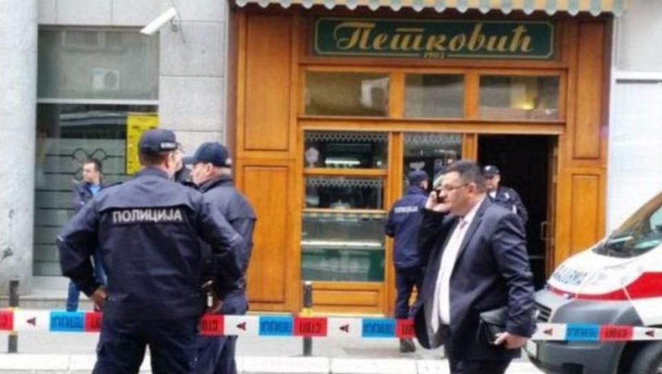 Serbien: Attentäter sprengt sich in Konditorei in die Luft