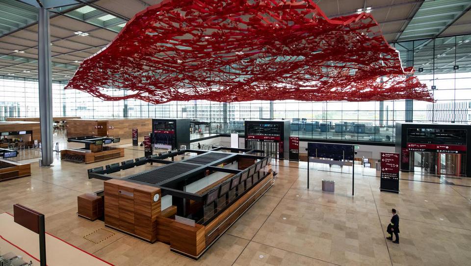 Hauptstadtflughafen BER soll weitere Staatshilfen erhalten