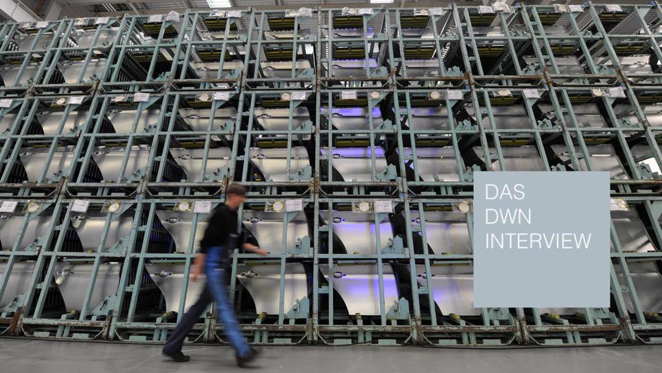 BMW gründet Roboter-Firma: