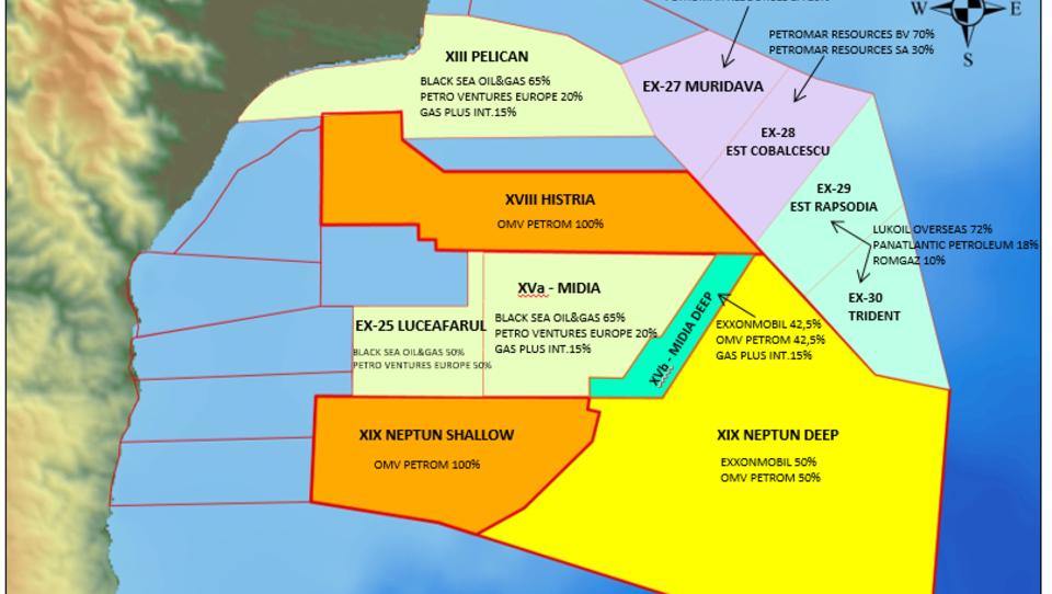 Rumänien gegen Energie-Deal zwischen Exxon und Lukoil