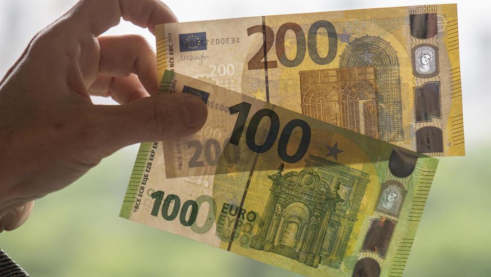 EZB: Kein erhöhtes Corona-Infektionsrisiko durch Geldscheine